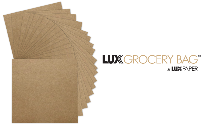 LUXPaper - Grocery